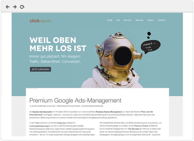 Google Ads Premium Management